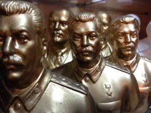 Beelden Stalin