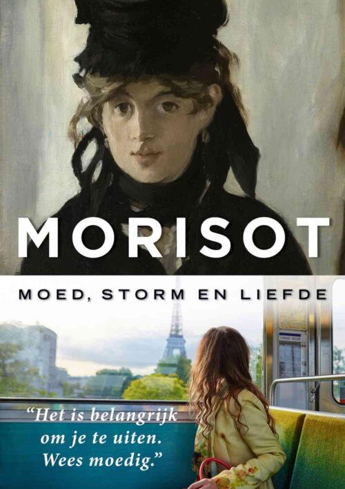 Morisot - moed, storm en liefde - documentaire van Klaas Bense