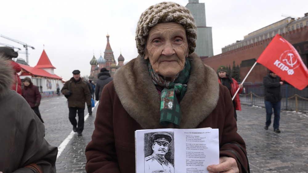 De rode ziel -liefde voor Stalin op het Rode Plein