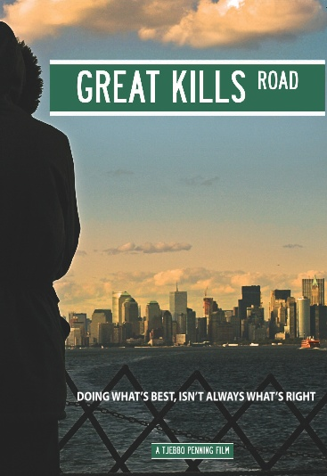 Great Kills Road - dvd