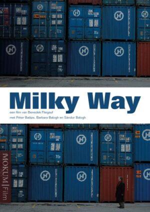 Milky Way (Téjut) - dvd