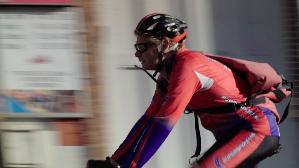 De fietser - Danny