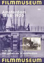 Amsterdam in stille film - 1898-1920