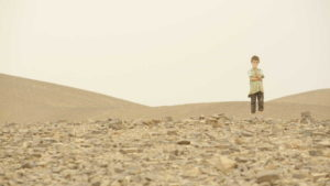 Het wonder van Le Petit Prince - jongentje in de woestijn